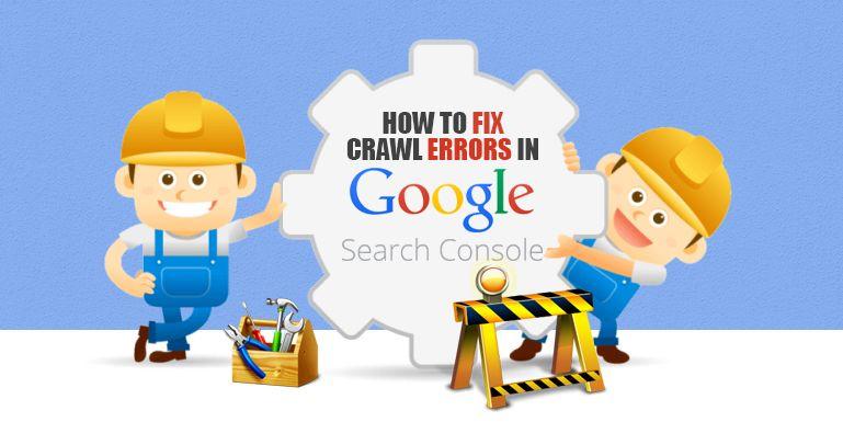 crawling errors