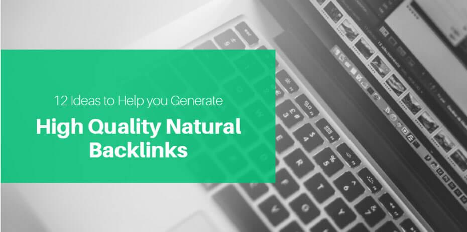 organic backlinks