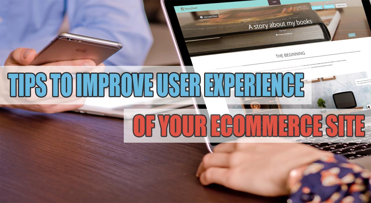 User experience improvement 1