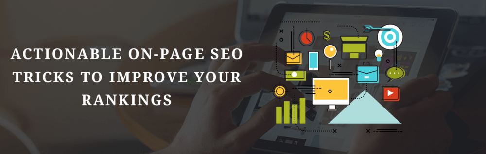 improve On Page optimization