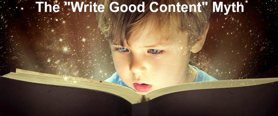 write excellent content 2