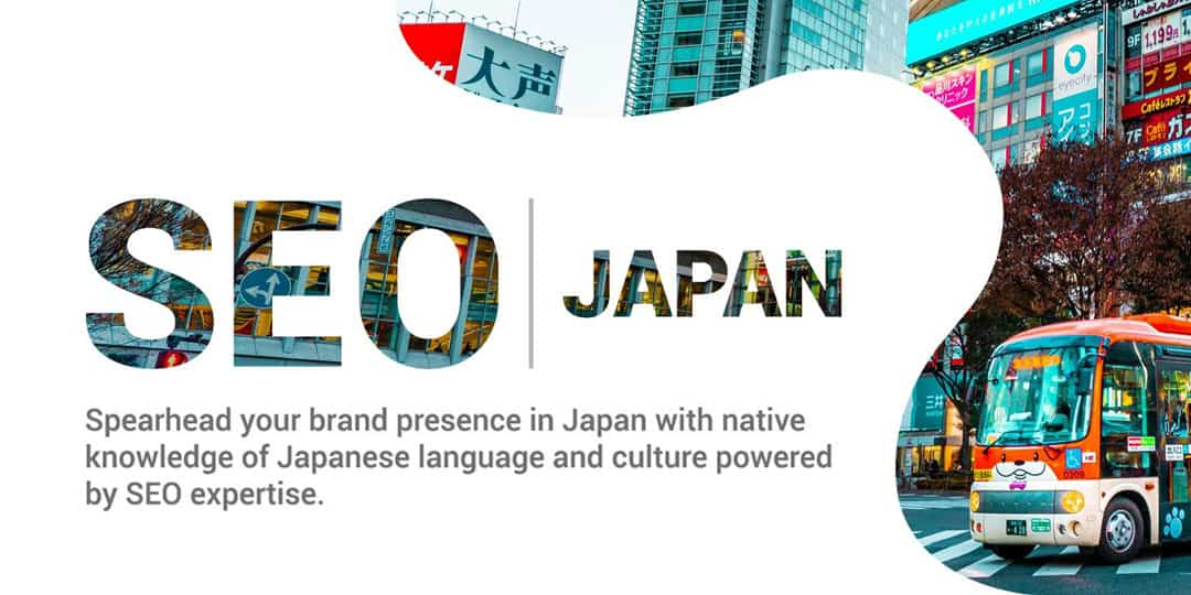 Seo Services in Japan